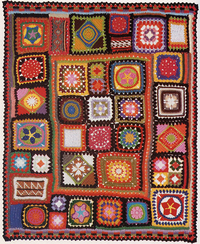 11 May 2009 Crochet home accents are hot this season and make great ...